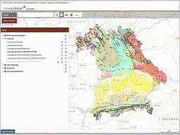 Geologische Karte Thüringen.Geologische Datenbanken Des Lfu Lfu Bayern