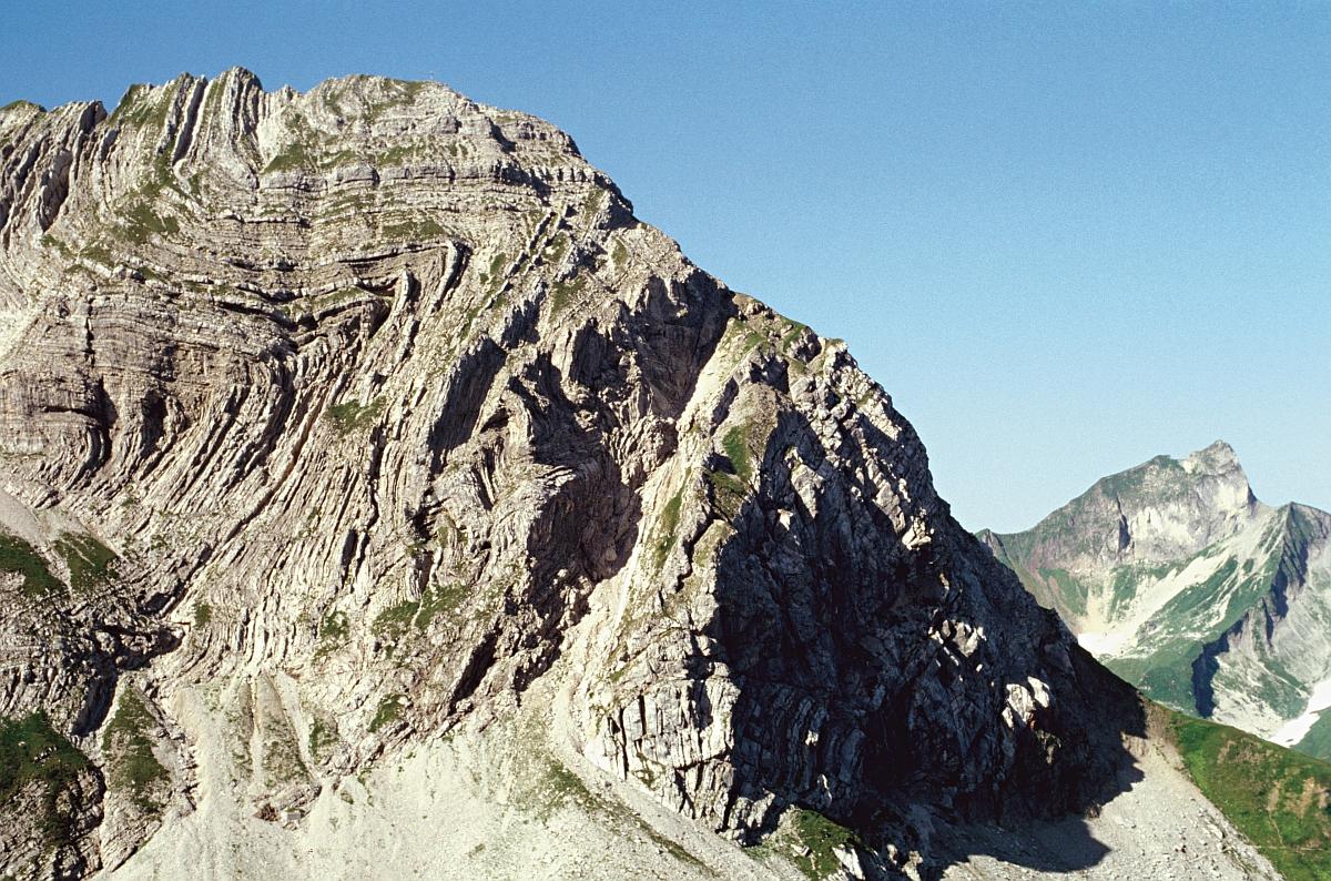 Alpen Geologie