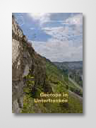 Titelbild zu: Geotope in Unterfranken