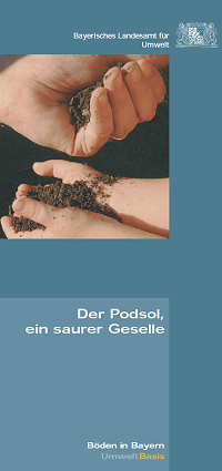 Titelbild zu: Der Podsol, ein saurer Geselle