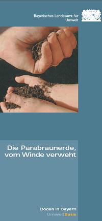 Titelbild zu: Die Parabraunerde, vom Winde verweht