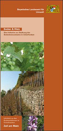 Titelbild zu: Boden und Wein-Bodenstation Zeil a.Main