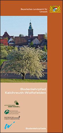 Titelbild zu: Bodenlehrpfad Kalchreuth-Wolfsfelden
