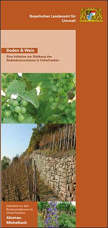 Titelbild zu: Boden und Wein-Bodenstation Alzenau-Michelbach