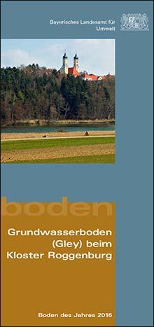 Titelbild zu: Grundwasserboden (Gley) beim Kloster Roggenburg - Boden des Jahres 2016