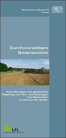 Titelbild zu: Durchwurzelbare Bodenschicht