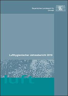 Titelbild zu: Lufthygienischer Jahresbericht 2019