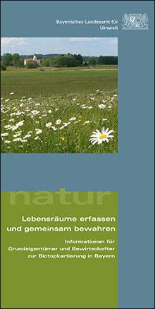 Titelbild zu: Lebensräume erfassen und gemeinsam bewahren